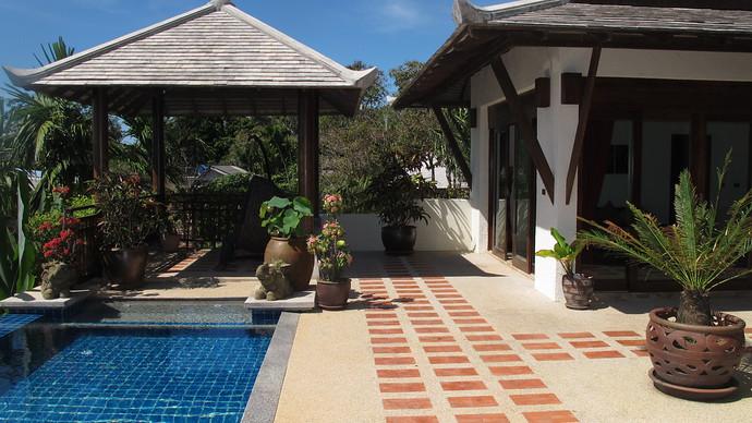 Khlong Nin Pool Villa Private Pool and Sala