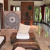 Klong Nin Pool Villa Lounge Interior leading into kitchen and dining area
