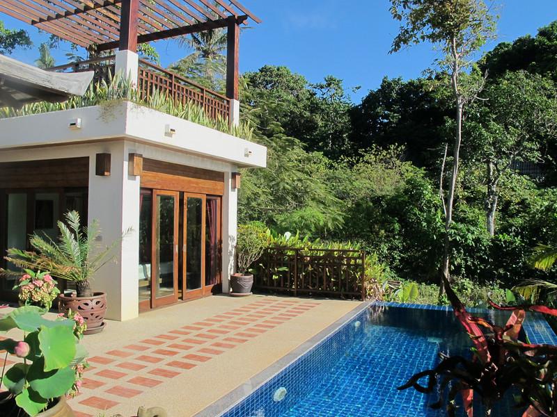 Klong Nin Pool Villa