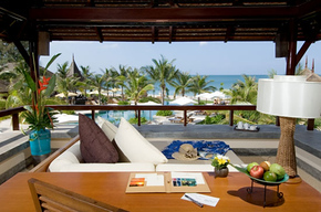 Layana Ocean Deluxe Suite Long Beach on Koh Lanta, Thailand