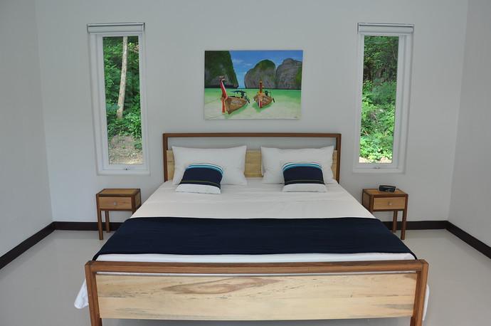 Koh Lanta Pool Villa Klong Khong Bedroom