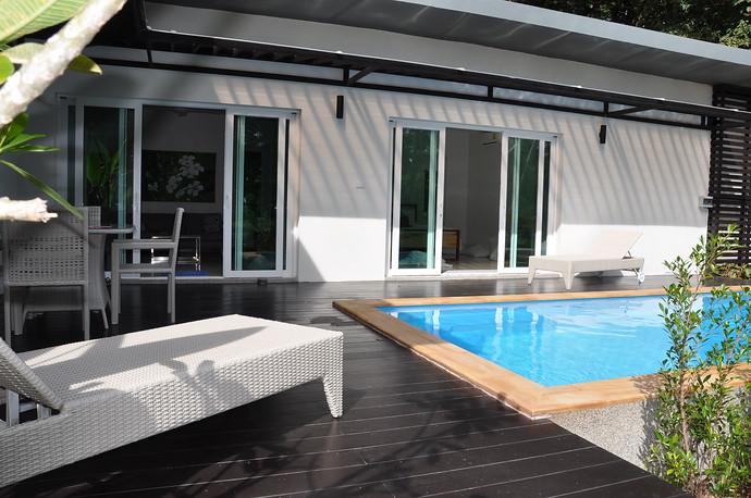 Koh Lanta Pool Villa Klong Khong Poolside