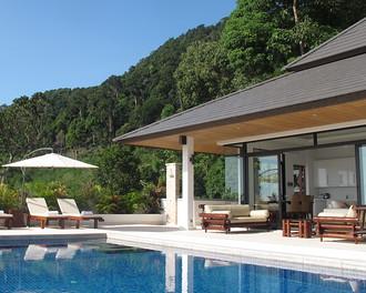 Kulraya Villas - 2 Bedroom Villas, near Klong Dao, Koh Lanta