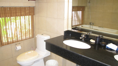 Lanta Villa Bathroom Klong Nin Beach, Ko Lanta