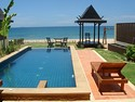 Lanta Beach Front Villa on Koh Lanta, Thailand