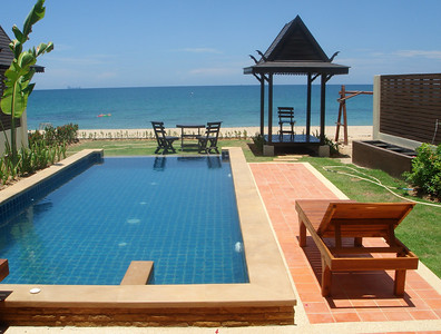 Lanta Villa Pool Klong Nin Beach, Ko Lanta