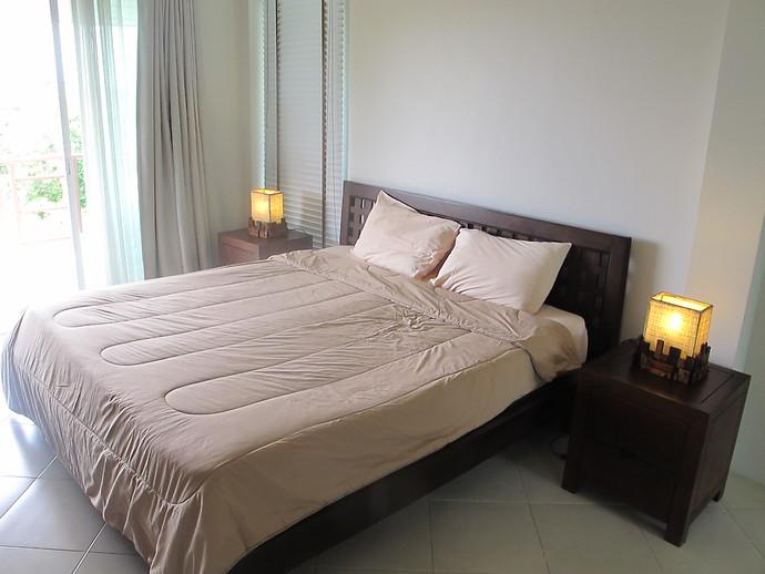 Upper Floor Bedroom Sea Life Villa