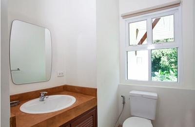 Bathroom in the Sea Life Villa