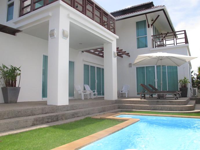 Sea Life Villa Garden and Pool