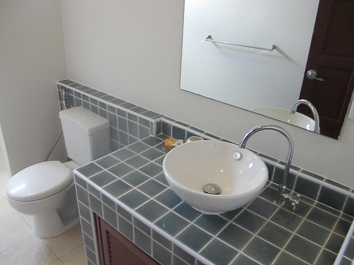 Down Stairs Communal bathroom