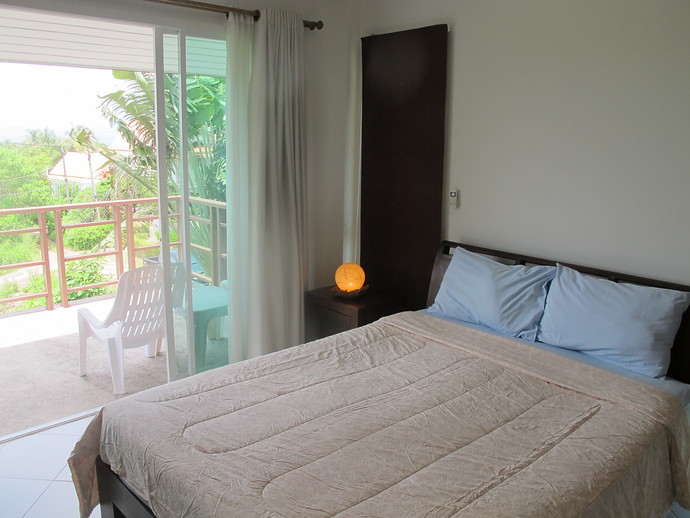 Second Upper Floor bedroom in the Sea Life Villa