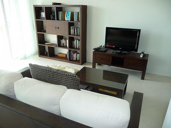 Sea Life Villa's Comfortable Living Area