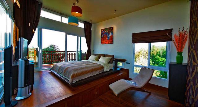 Levels Villa Master Bedroom