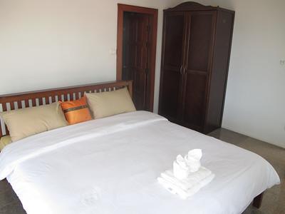 Twin House Villa Bedroom Kantiang Bay, Ko Lanta