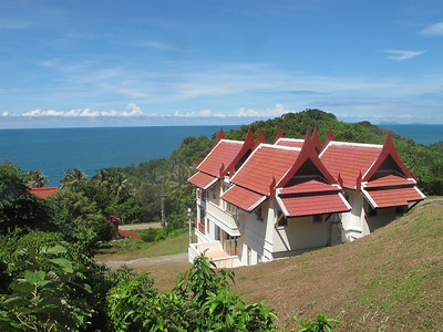 Twin House Villa Exterior Kantiang Bay, Ko Lanta
