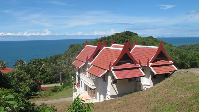 Two Bedroom Twin House Villas Kantiang Bay With Sea Views