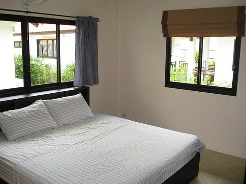 Villa Caley Second Double Bedroom