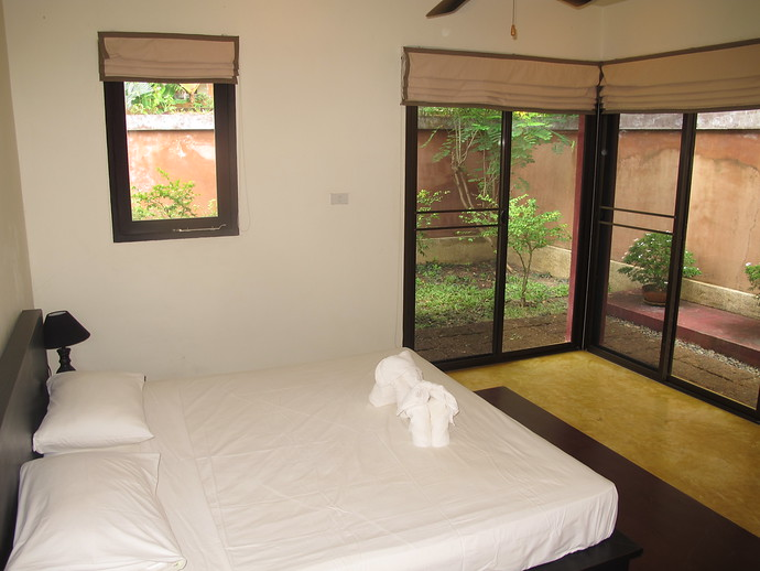 Second Bedroom in Villa Itam