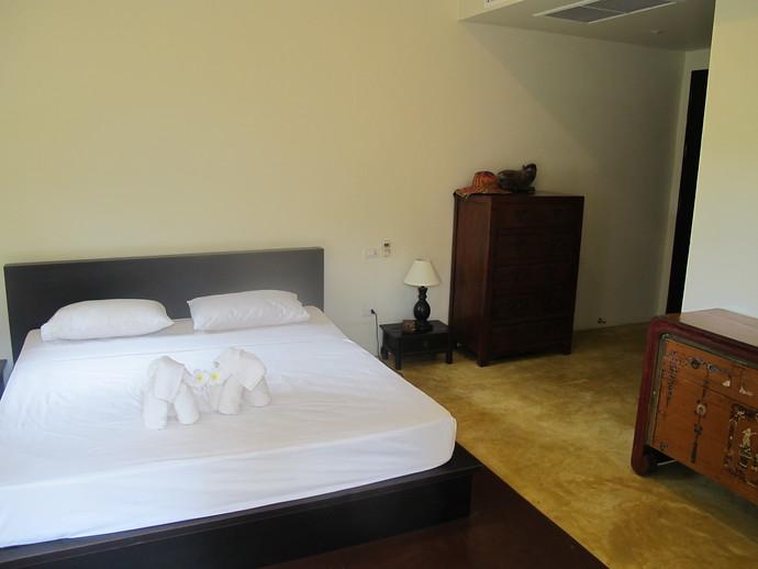 Villa Itam Bedroom