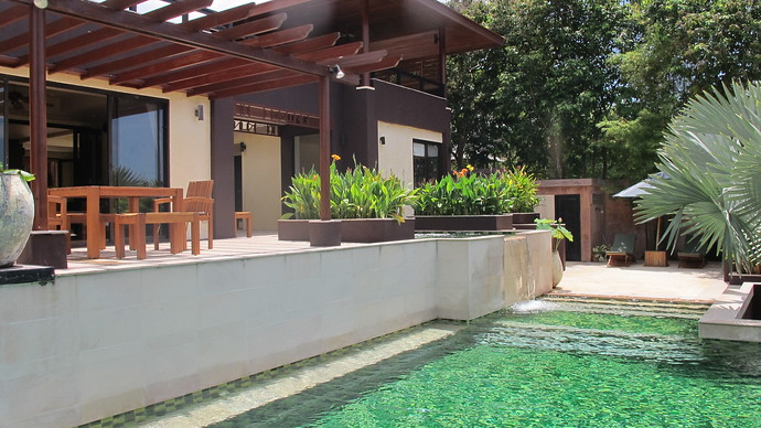 Villa Kuning Pool