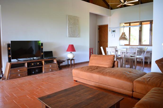 Villa Lipana Lounge area