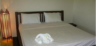 Villa Matahri has three bedrooms
