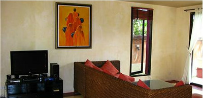 Villa Matahari where you can enjoy the large, open and comfortable Living Area
