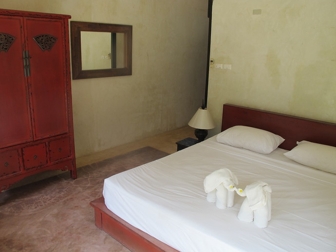 The second bedroom in Villa Meray