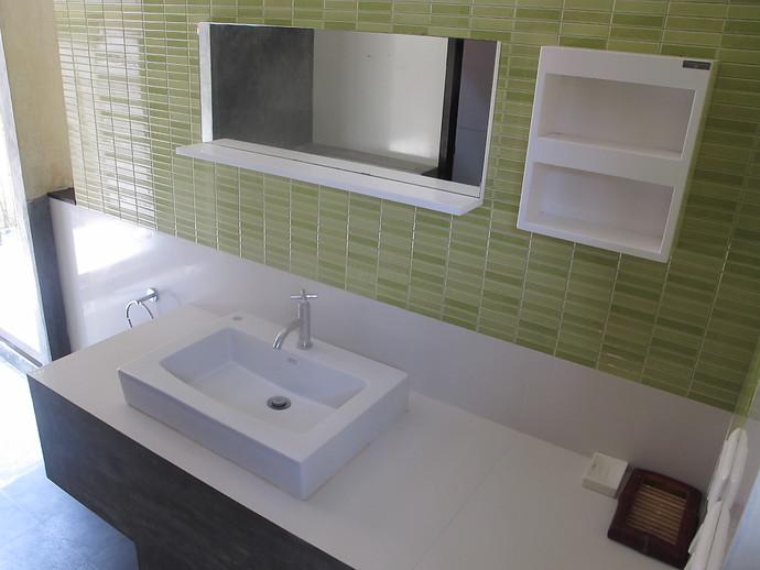 Ensuite Bathroom at villa Meray