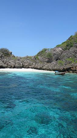 Koh Ha Lagoon