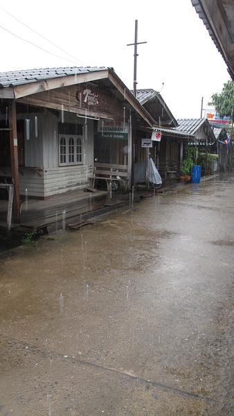 Saladan Koh Lanta Storm September 2012