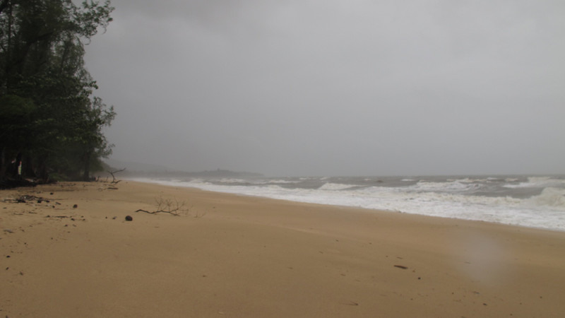 Long Beach Koh Lanta Storm September 2012