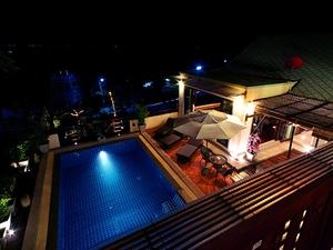The Villa Hacienda, Koh Phangan