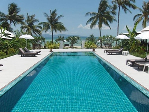 Da Kanda Villa Beach Resort, Koh Phangan
