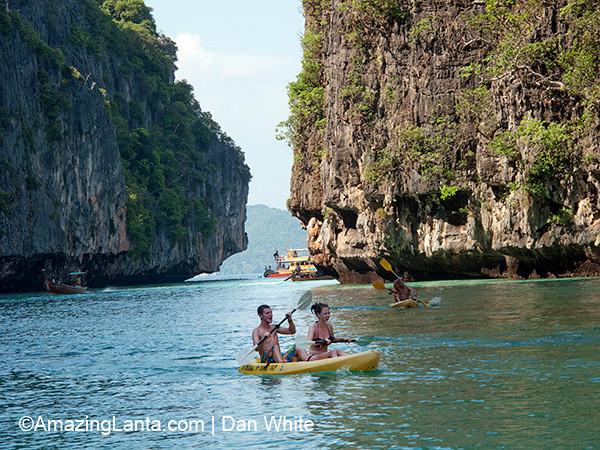 Phi Phi Leh, Koh Phi Phi, Thailand