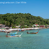 Tonsai Bay. Koh Phi Phi. Thailand.