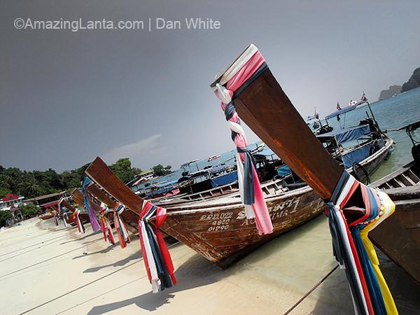 Tonsai, Koh Phi Phi, Thailand