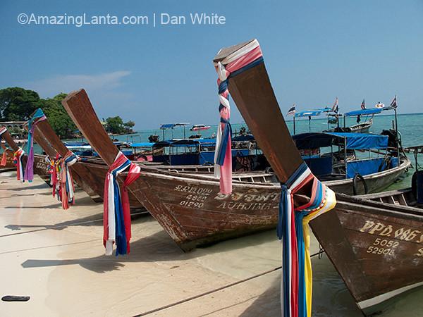 Tonsai East. Koh Phi Phi. Thailand.