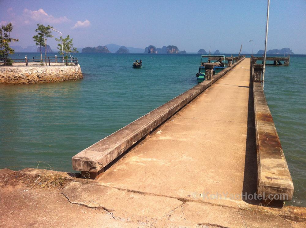 Tha Khao Pier, Koh Yao Noi