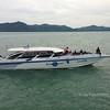 speed boat from koh yao noi to ao nang krabi