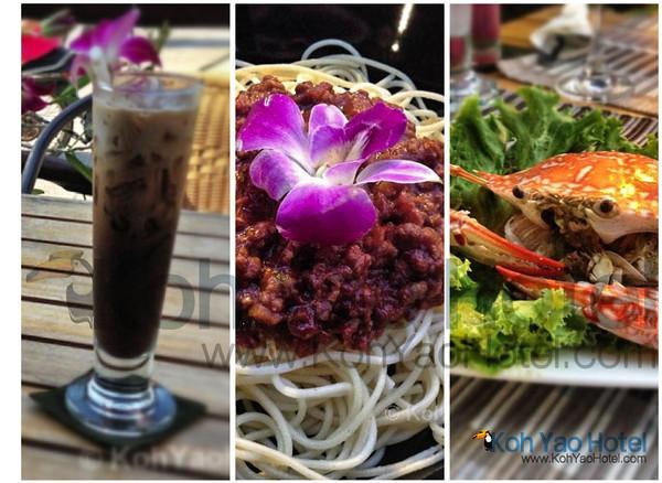 Je t'aime Restaurant, Koh Yao Noi