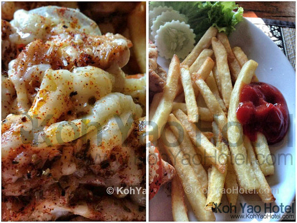 Rise Paddy Restaurant, Koh Yao Noi