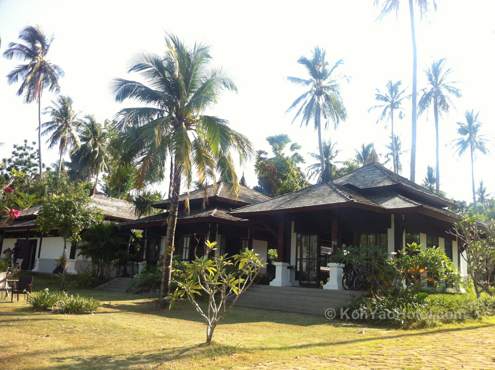 Niramaya Wellness Resort, Klong Jark Beach, Koh Yao Noi