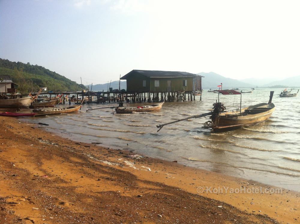 Lam Sai beach