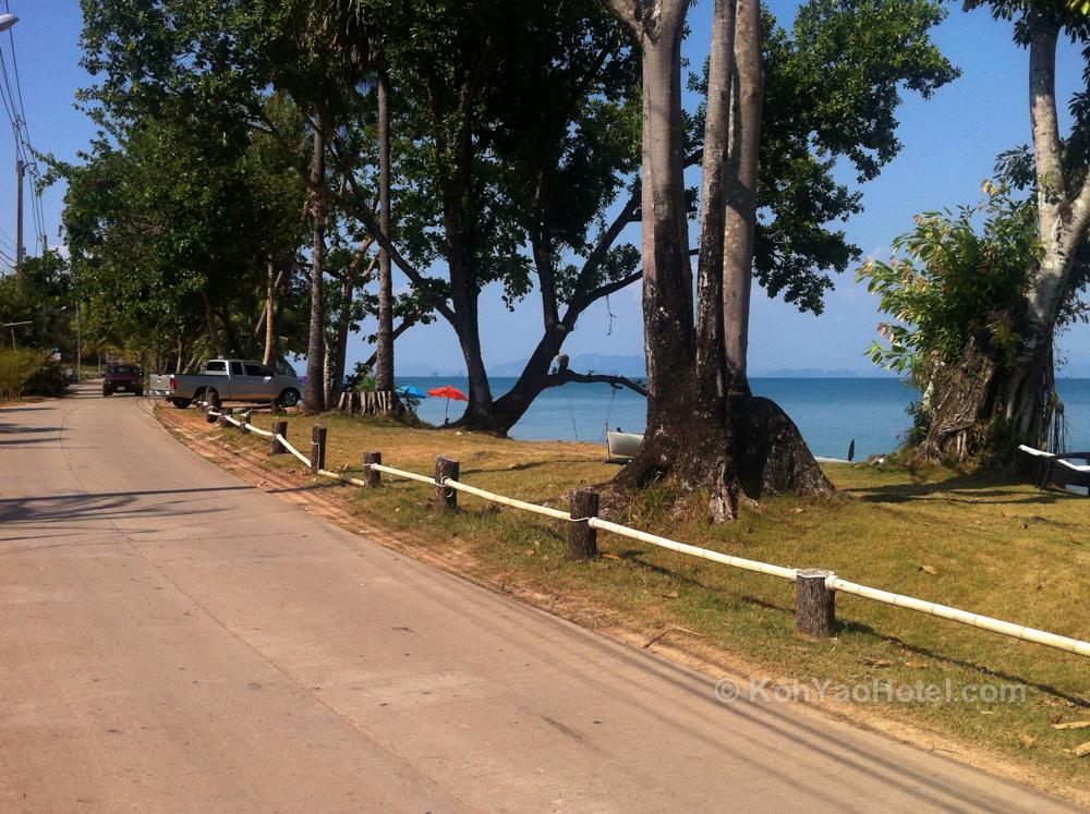 Klong Jark Beach Road, Koh Yao Noi