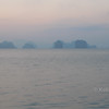 watching the sunrise from klong jark beach koh yao noi