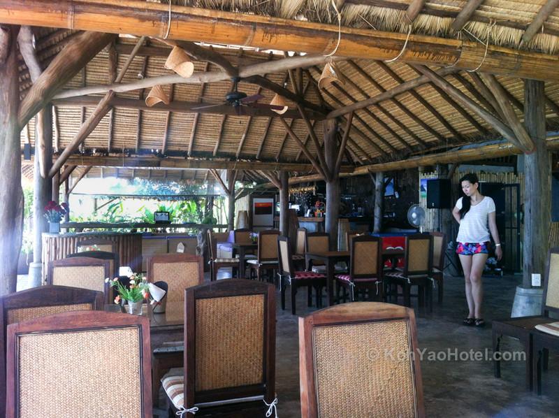 Villaguna Restaurant, Klong Jark Beach, Koh Yao Noi