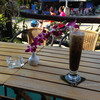 iced coffee jetaime restaurant koh yao noi village koh yao