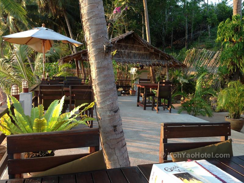 good view restaurant koh yao noi