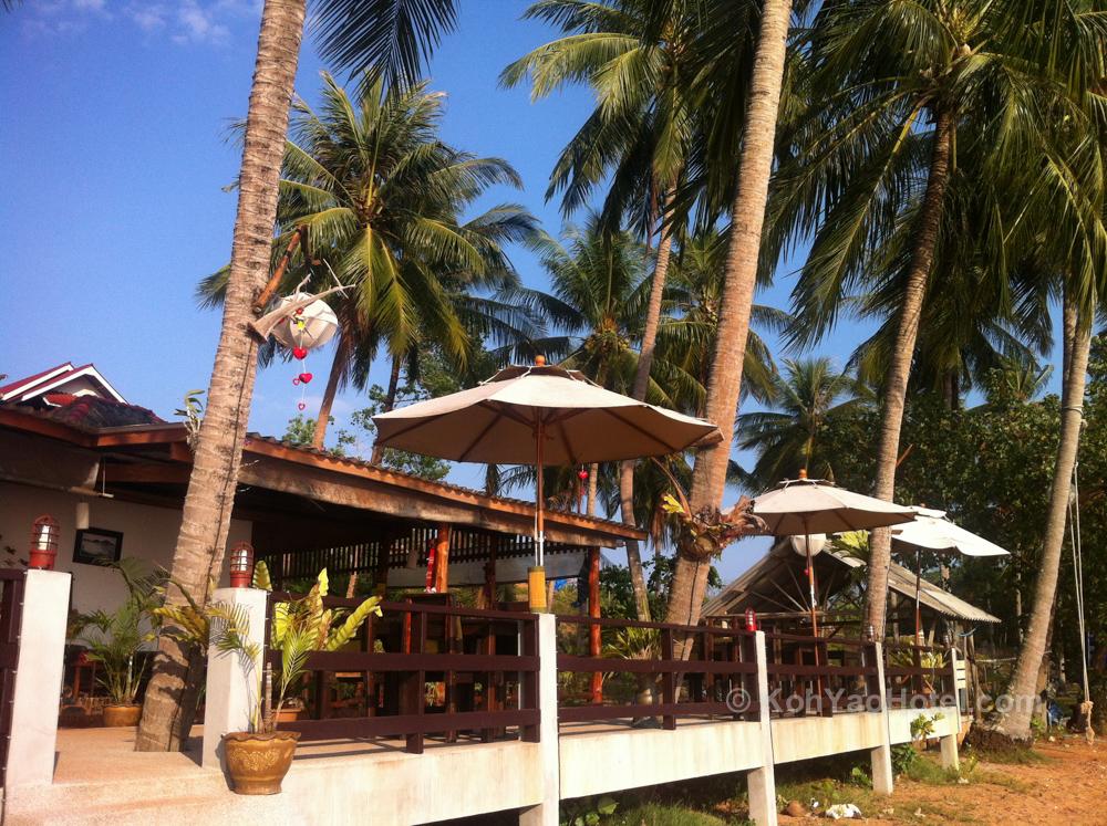 Good View restaurant, Koh Yao Noi